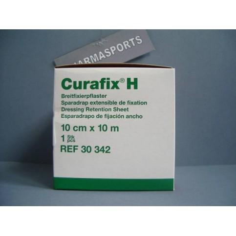 SPARADRAP HYPOALLERGENIQUE CURAFIX 10 M x10CM