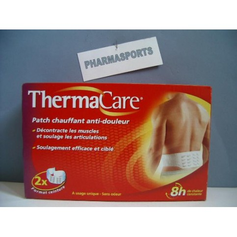 THERMACARE CEINTURE PATCHS CHAUFFANTS