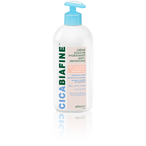 CICABIAFINE CREME DOUCHE ANTI IRRITATIONS